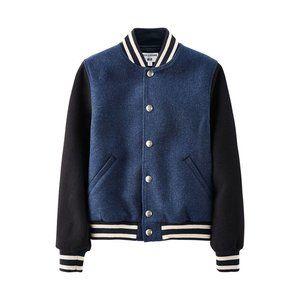 Uniqlo x Ines De La Fressange Paris Varsity Jacket